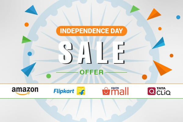 Best of Independence Day Sale Offers from Amazon, Flipkart, Paytm and More