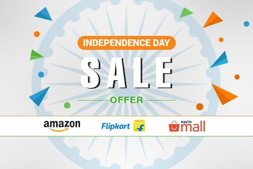 Independence Day Sale: Flipkart, Amazon Freedom Sale, Offers