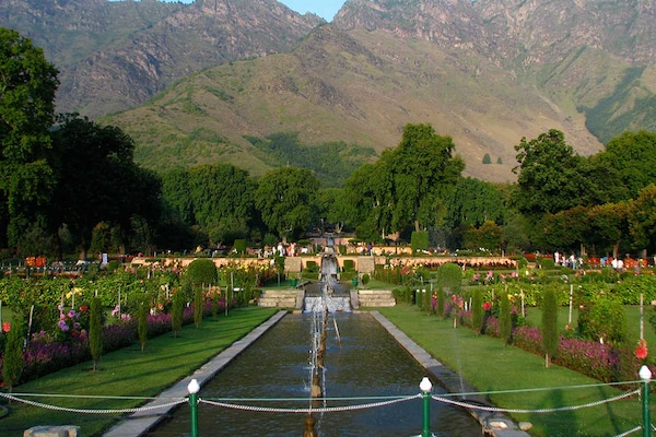 Kashmir's Mughal Gardens To Be Granted UNESCO World Heritage Site Status