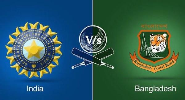 India Vs Bangladesh ICC Champions Trophy-Semi Final Match on 15th June 2017