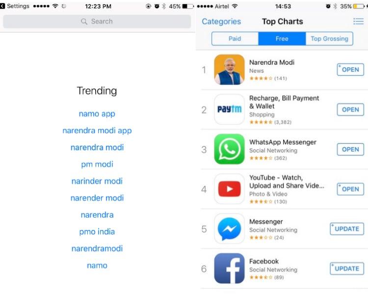 India App Store narendra_modi_app_story