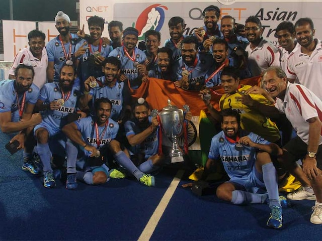 India Subdue Arch-Rivals Pakistan to Regain Asian Champions Trophy Title