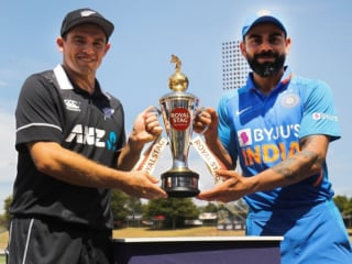 India vs New Zealand Second ODI Today: Live Streaming Details, How to Check Scores