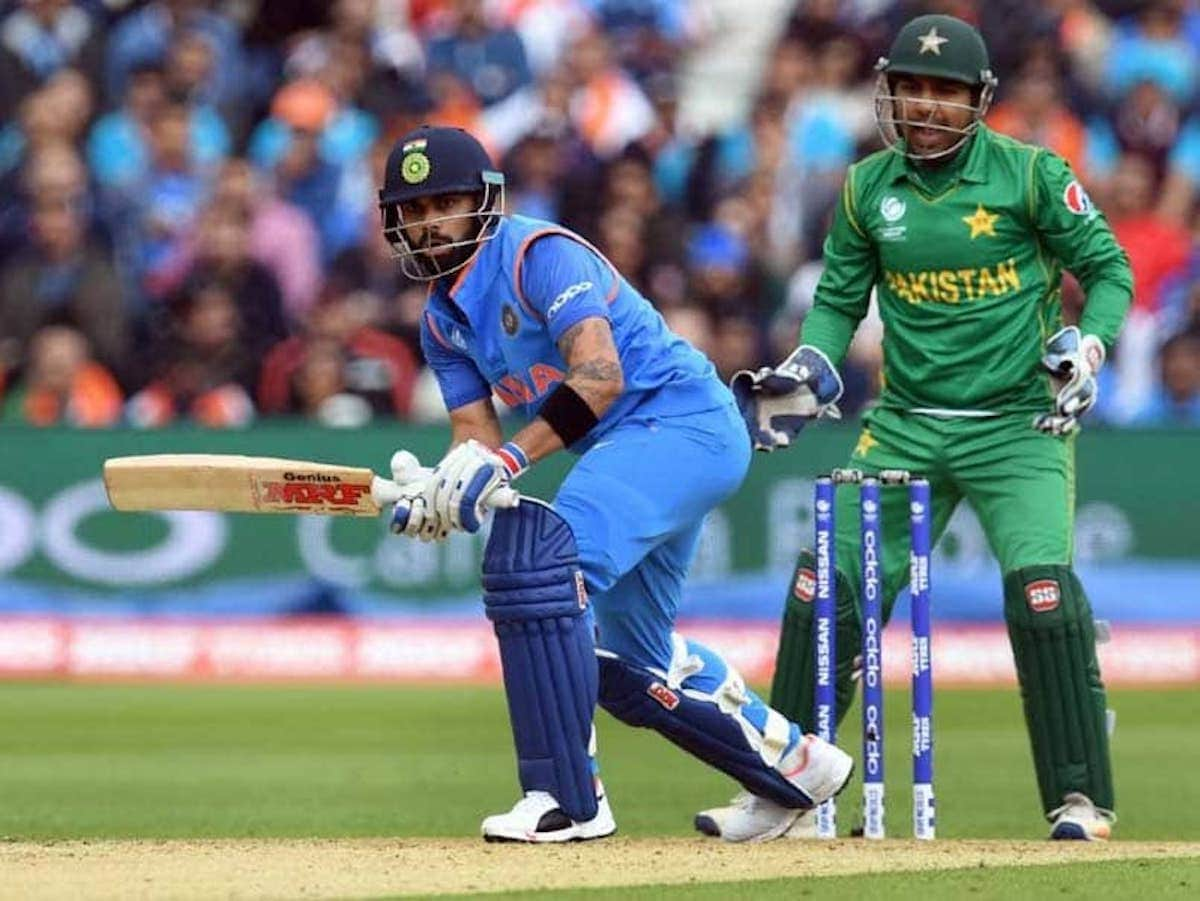 India Vs Pakistan Live Stream How To Watch Cricket World