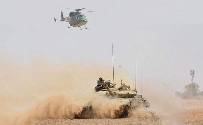 Videos Show Indian Army Test 'Air Cavalry' Concept In Rajasthan. Details Here