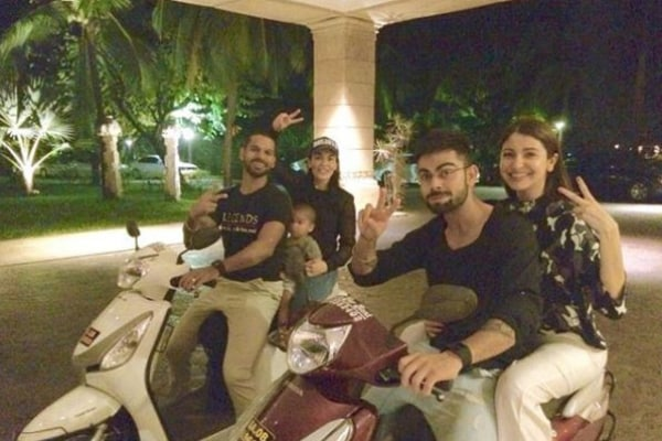Indian Cricketers Spouse Looks: Their Style Is Adding Glamour to Indian Cricket