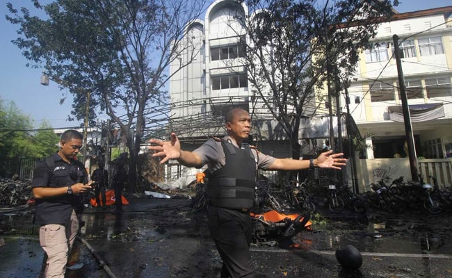 ISIS-Inspired Family Of 6 Kill Around 13 In Indonesia Church Suicide Attack