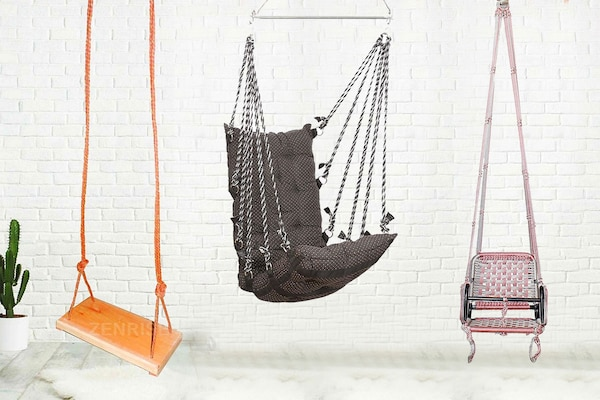 Indoor Swings For Kids: A Calming, Soothing Activity