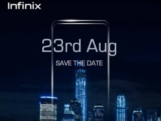 Infinix to Launch Smartphone in India on August 23