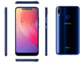 Infinix Hot S3X With Display Notch, Dual Camera Setup Launched in India: Price, Specifications, Features