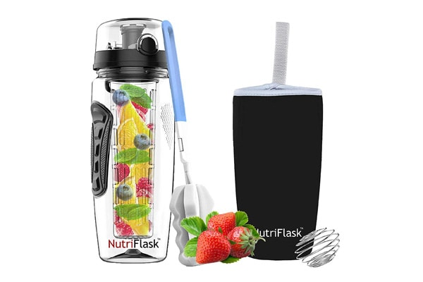 Nutriflask Infuser Bottle