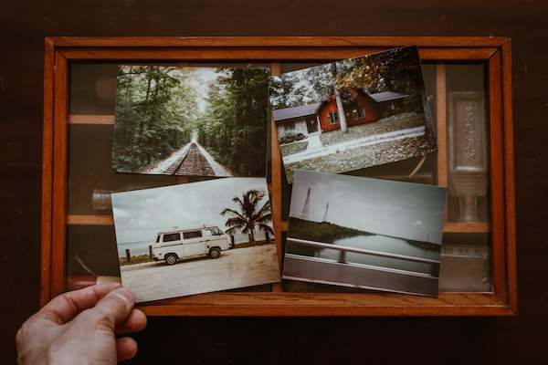 Innovative Ways To Display Your Family Photographs