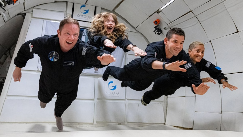 Inspiration4: Meet the Crew of SpaceX's First All-Civilian Orbital Mission