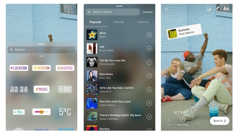 Instagram Music: How to Add Songs and Lyrics to Stories