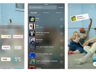 How to Add Music and Lyrics to Instagram Stories