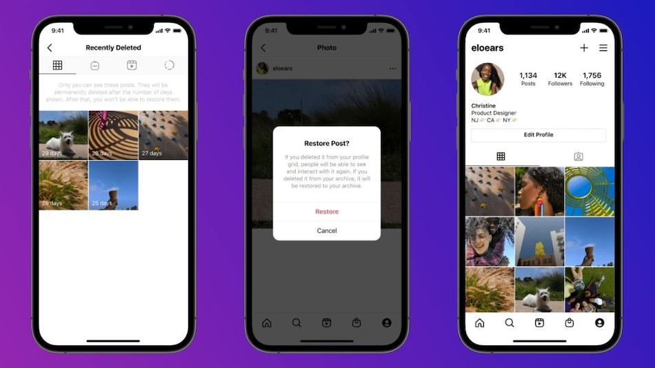 Instagram: How to Recover Recently Deleted Posts