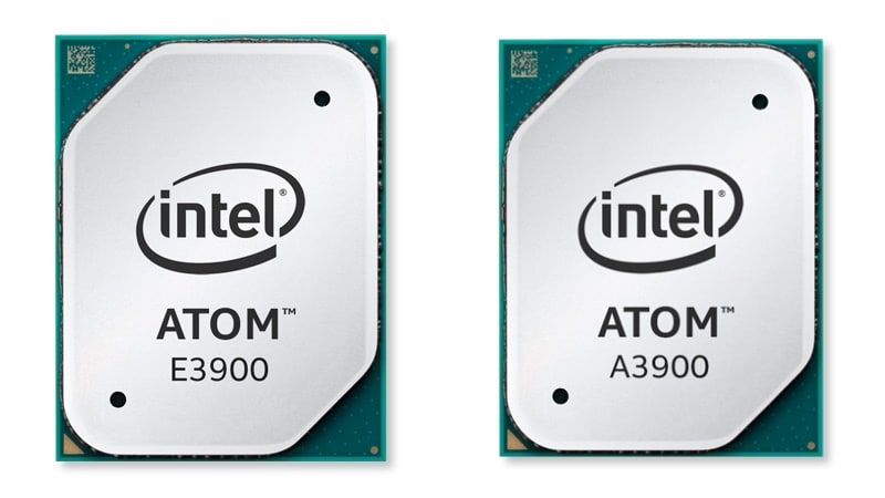 Intel Unveils Atom Processor E3900, A3900 Series for IoT Devices and Cars