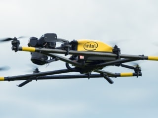 Intel Unveils Falcon 8+ Drone for Industrial Jobs; Can Reach Speeds of Nearly 60kmph
