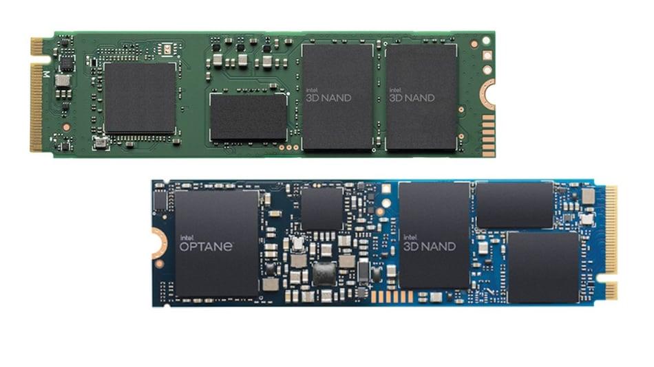 Intel Optane Memory H20, SSD 670p, Data Centre SSDs Announced