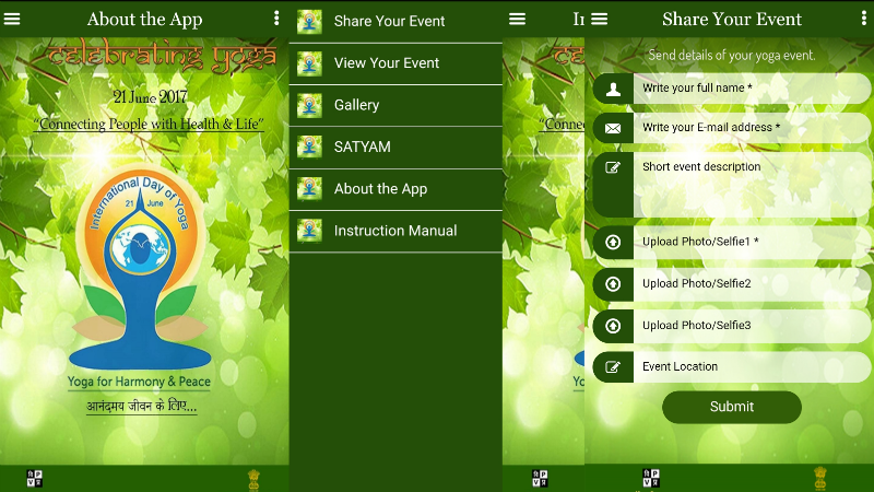 International Yoga Day: 'Celebrating Yoga' App Launched by Government