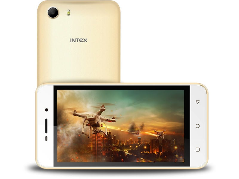 Intex Aqua Raze II, Aqua Pro 4G With VoLTE Support Launched in India