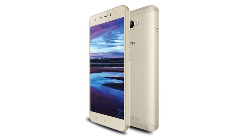 Intex Aqua HD 5.5 With Android 6.0 Marshmallow Launched at Rs. 5,637