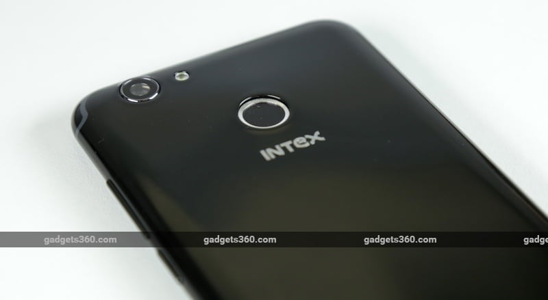 Intex Aqua Lions X1 Fingerprint NDTV Intex Aqua Lions X1  Review