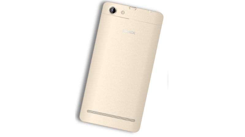 Intex Aqua Power M With 4350mAh Battery Launched at Rs. 4,800