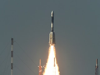 Isro Puts Another Rocket Into Global Satellite Launch Market With GSLV-Mk II