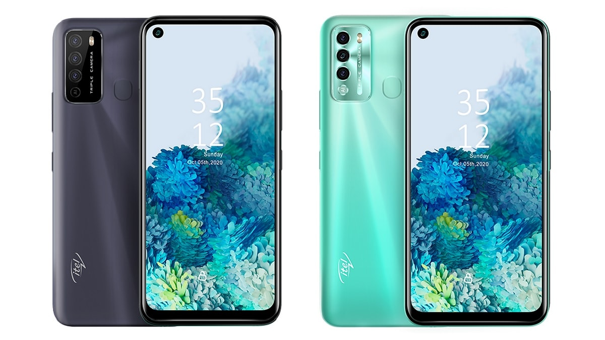 Itel Vision 2 With Octa-Core SoC, Triple Rear Cameras Launched in India: Price, Specifications - Gadgets 360 thumbnail