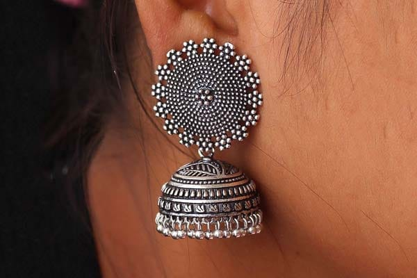 Jaipur Mart Jhumki Earrings for Women 1559028002033
