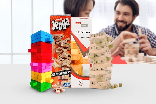 Best Jenga Game Sets: A Perfect Family Game