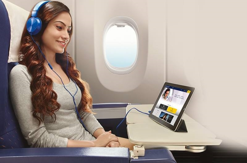 Jet Airways Launches In-Flight Mobile Entertainment Streaming