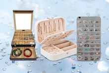 Jewellery Organisers For Easy Storage And Access
