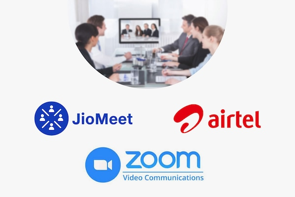 JioMeet And Airtel's Video App, India's Response To Zoom