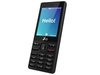 Jio Phone: Reliance Jio Said to Be Subsidising Cost by 40 Percent