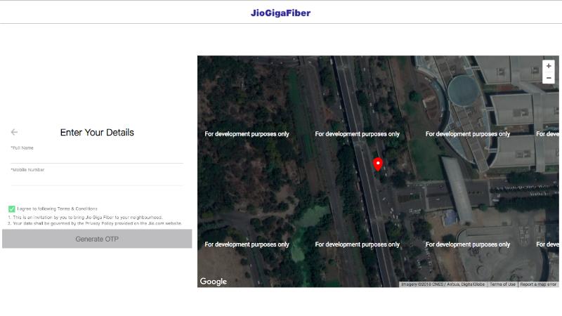 Jio Giga Fiber Registrations Online Jio com Jio Giga Fiber Registrations Online Jio.com