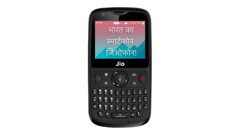 Jio Phone 2 Fourth Flash Sale to Be Held Today at 12pm on Jio.com: Price, Specifications, More