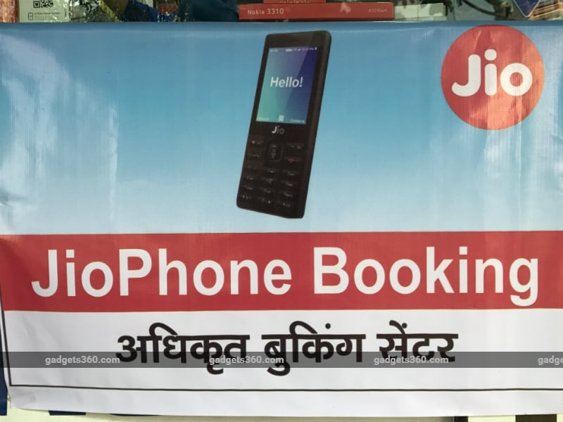 Image of article 'Jio Phone Offline Bookings, Xiaomi Redmi 5A Leak, and More: 360 Daily'