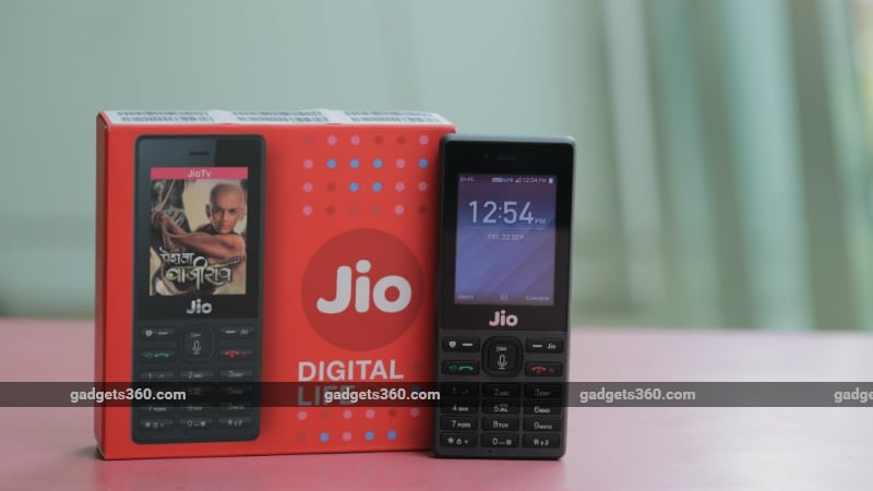 Jio Phone Rumours: Reliance Jio Says Still 'Committed' to Feature Phone