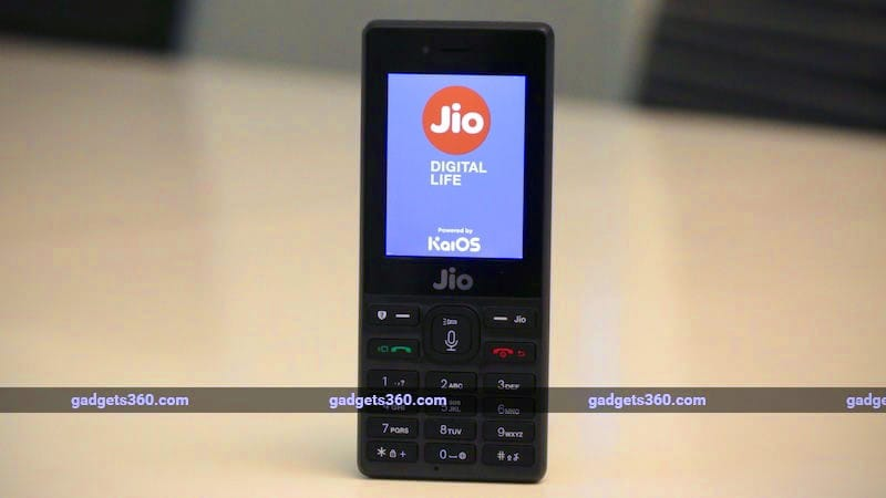 Jio Phone Can Now Be Booked From MobiKwik