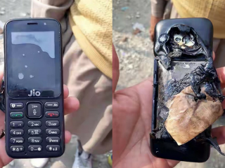 Jio Phone Allegedly Explodes: Here's What Reliance Has to Say