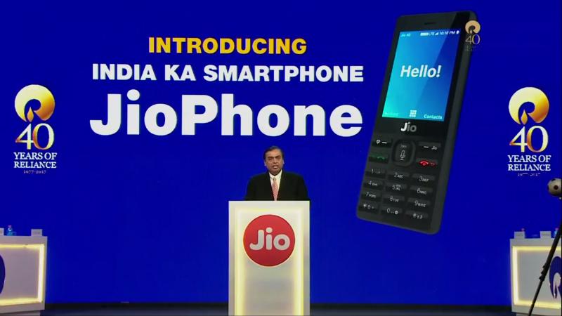 Jio Phone में सिर्फ एक ही सिम काम करेगा
