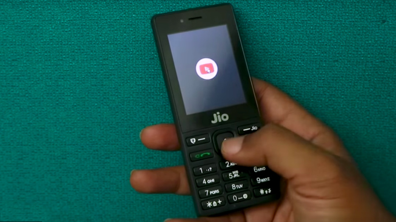 Jio Phone YouTube Rollout Goes WhatsApp Way, App to Roll Out to Users in Batches