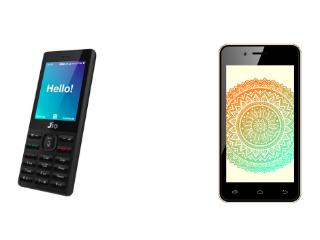 Jio Phone व Airtel के 4जी 'स्मार्टफोन' में बेहतर ऑफर कौन सा...