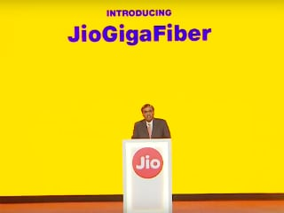 Jio GigaFiber Registrations Open on Jio.com: Here's How to Register for the Broadband Service
