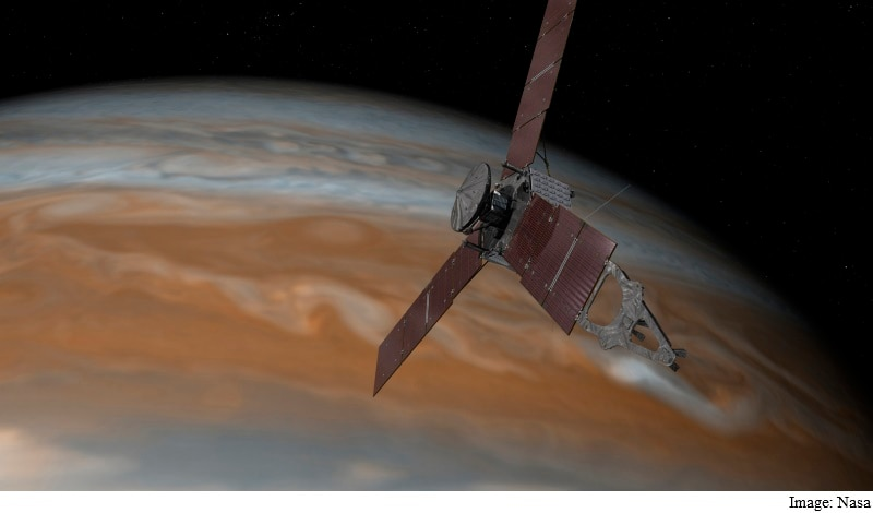 Nasa's Juno Spacecraft Loses Computer Before Close Encounter With Jupiter
