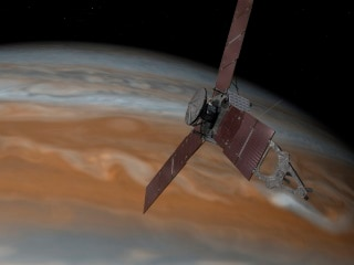 Nasa's Juno Spacecraft Loses Computer Before Close Encounter With Jupiter