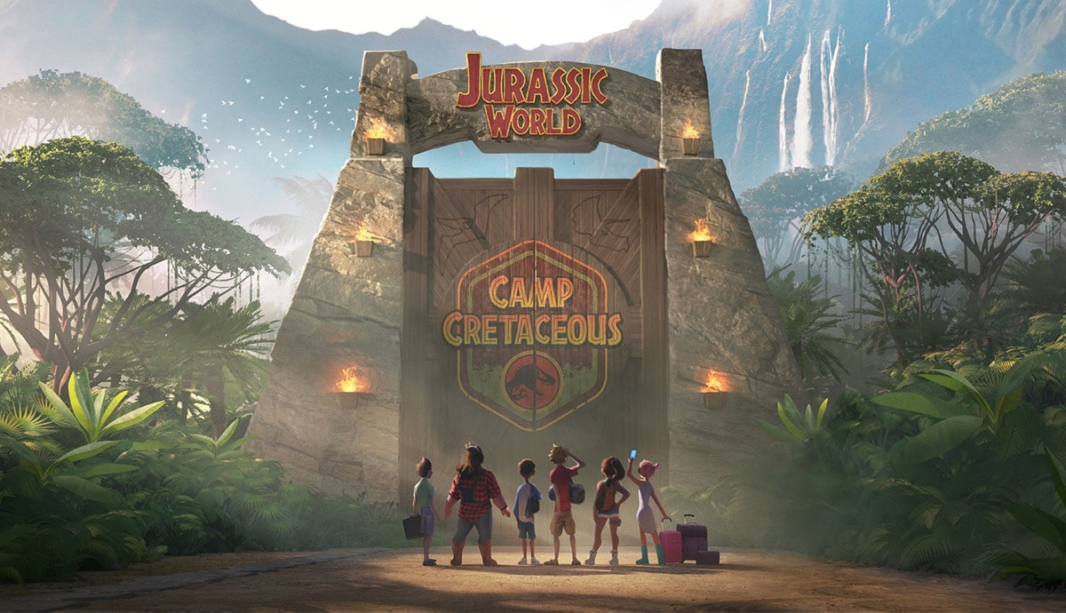 Jurassic World: Camp Cretaceous Animated Series Set at Netflix for 2020
