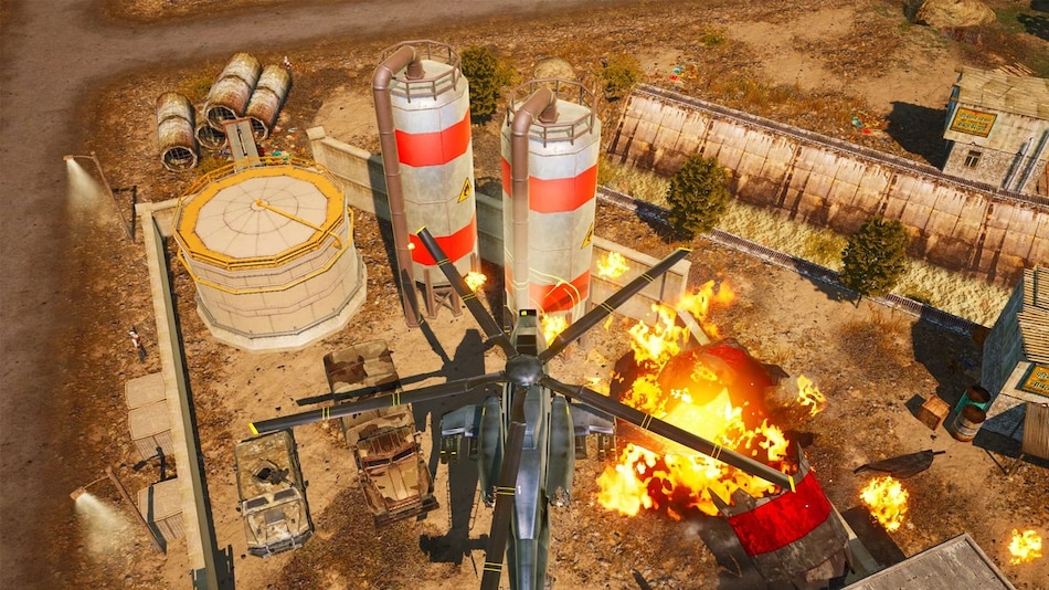 Just Cause: Mobile Free-to-Play Action Shooter With Multiplayer, Co-Op Modes Announced at The Game Awards